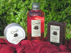"Pack ""Rose absolue"""