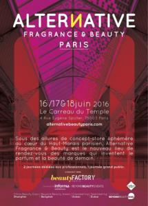 Salon Alternative Fragrance & Beauty 2016