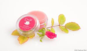 "Baume à lèvres ""Rose Pétales"" - 8 gr - 100% naturel"