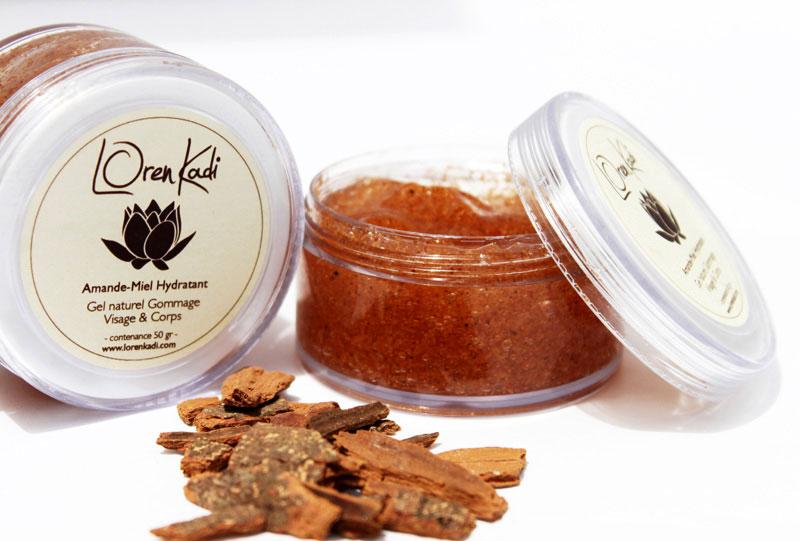 gommage ayurv dique naturel amande miel hydratant visage corps toute peau 50 gr. Black Bedroom Furniture Sets. Home Design Ideas